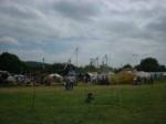 a festival field