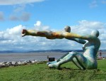 Venus &amp; Cupid, Morecambe Bay, is sub-titled Love, the Most Beautiful of Absolute Disasters
