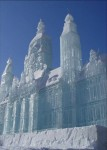 and ice - from Harbin in North China, scene of a bad chemical spill in 2006.