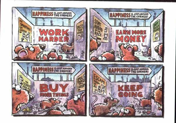 I prefer happiness NOW