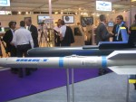 IRIS-T is a a short-range air-to-air missile from a German-led program
