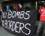 no bombs no borders