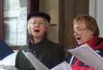 more singing