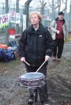 and a bit of drumming
