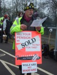 and a message about our pensions