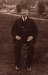 My great grandad on dad's mum's side Edmund Matthew Clarke b.1851