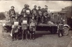 London Blitz rescue squad A.R. St Pierre, seated far right for more on what happened to dad in the war here