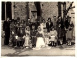 post-war-wedding