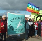 including this one from Stockport Peace Forum