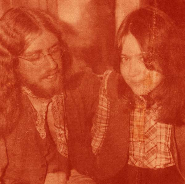 roy & jos 1968 - from article in 'shell' - reading university student union newspaper - full story at end of this section