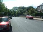 8. Barrowford Road bridge looking west