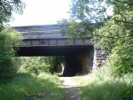 6. Barrowford Road bridge from the south