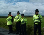 The thin yellow line - guarding our wonderful countryside?