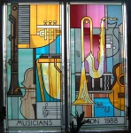 the Mechanics Institute in Manchester -  the Venue of a recent peace conference where there was much talk of the new European Constitution which insists member states spend more on 'Defence'