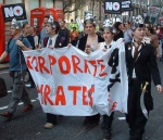 highlighting the role the corporate pirates are playing in this occupation