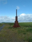 near Blackridge on route 75
