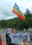 The local CND group: Helensburgh CND