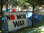 the peace camp the 'City of Peace' tried to ban