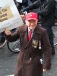 an ex-serviceman against the Wars of Bush & Blair