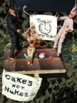and time for cakes not nukes