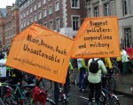 some banners from Global Womens' Strike - for more fro them click here