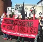 followed by the Glasgow anarchists
