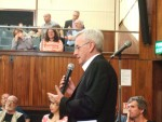 John McDonnell addressing the plenary