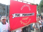 TUC pensioners banner