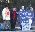 and from the Christian Peacemaker teams